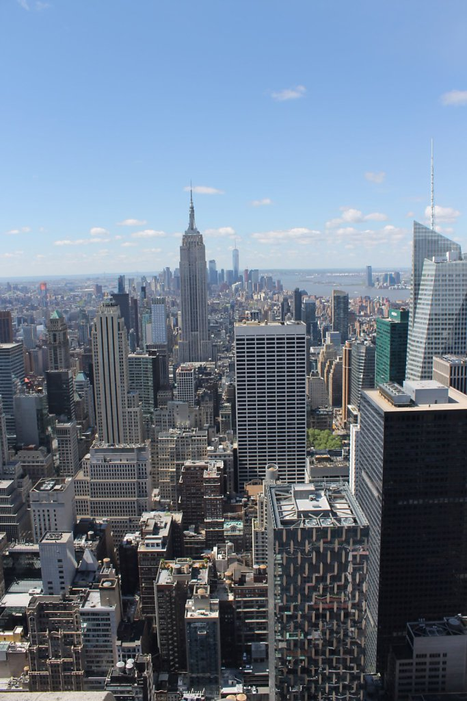 Top of the Rock (New York, USA)