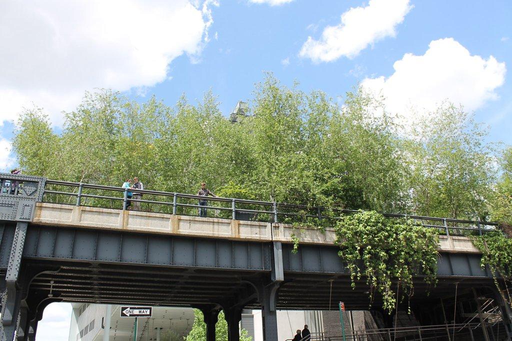 High Line (New York, USA)