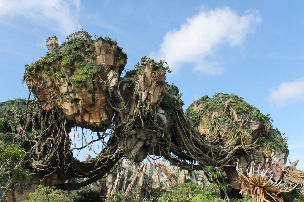 Disney's Animal Kingdom Theme Park (Orlando, USA)