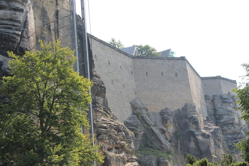 Königstein Fortress (Germany)